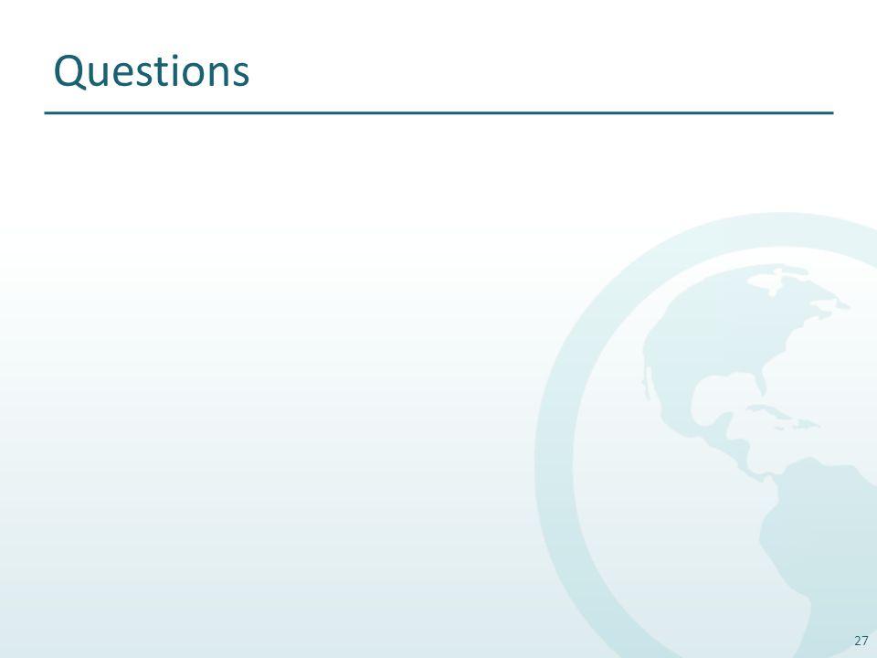 Questions 27