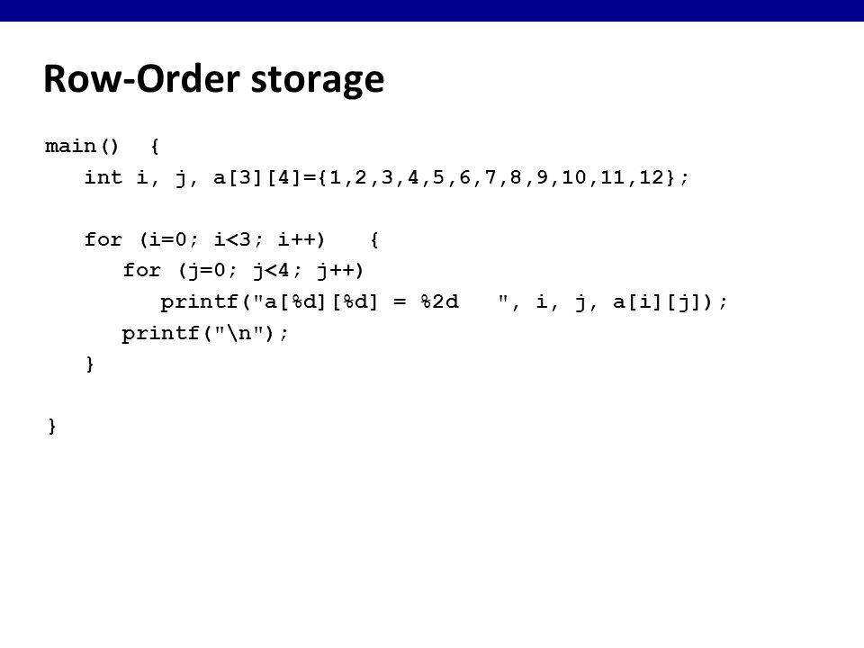 Matrix Multiplication (ikj) /* ikj */ for (i=0; i<n; i++) { for (k=0; k<n; k++) { r = a[i][k]; for (j=0; j<n; j++) c[i][j] += r * b[k][j]; } /* ikj */ for (i=0; i<n; i++) { for (k=0; k<n; k++) { r = a[i][k]; for (j=0; j<n; j++) c[i][j] += r * b[k][j]; } ABC (i,*) (i,k)(k,*) Inner loop: Row-wise Fixed Misses per inner loop iteration: AB C 0.00.25 0.25