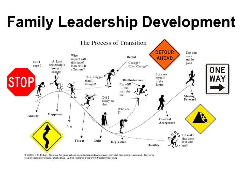 Family Leadership Development Wider Community Others