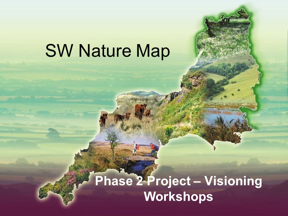 SW Nature Map Phase 2 Project – Visioning Workshops