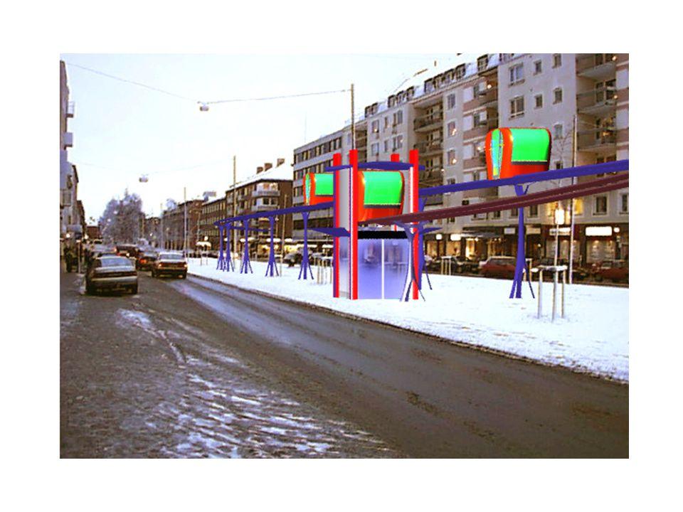 ICA-MAXI market in Umeå