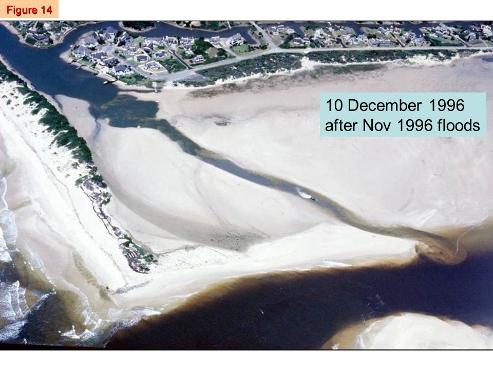 10 December 1996 after Nov 1996 floods Figure 14