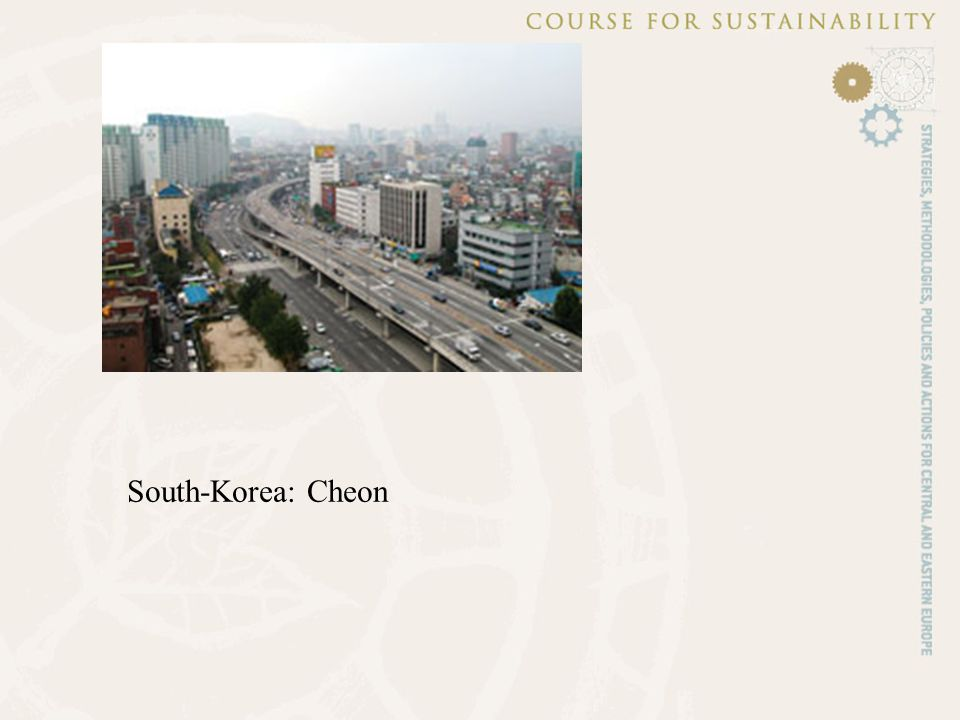 South-Korea: Cheon