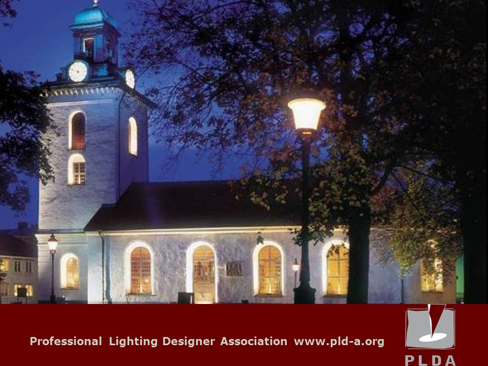 Professional Lighting Designer Association www.pld-a.org members How is PLDA structured.