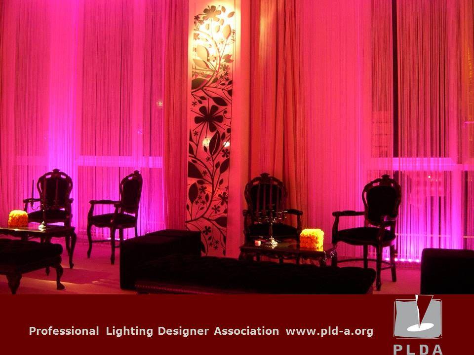 Professional Lighting Designer Association www.pld-a.org PLDA workshop in Alingsas, Sweden 2005 workshop