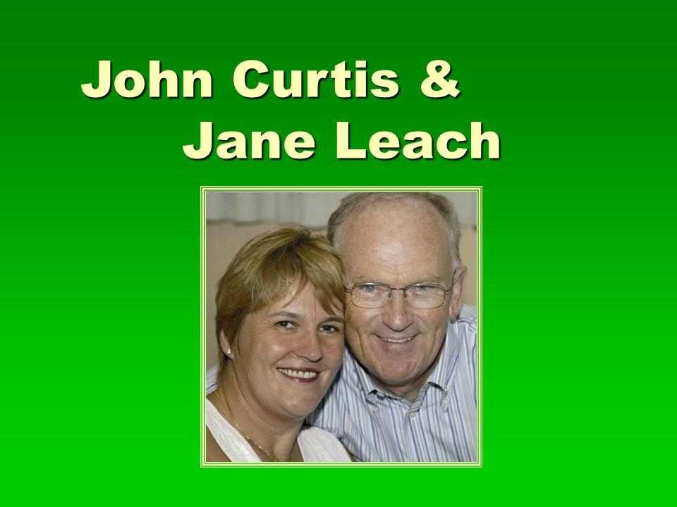 John Curtis & Jane Leach