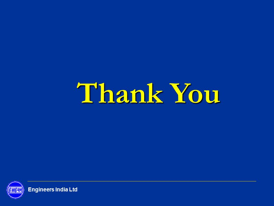 Engineers India Ltd Thank You
