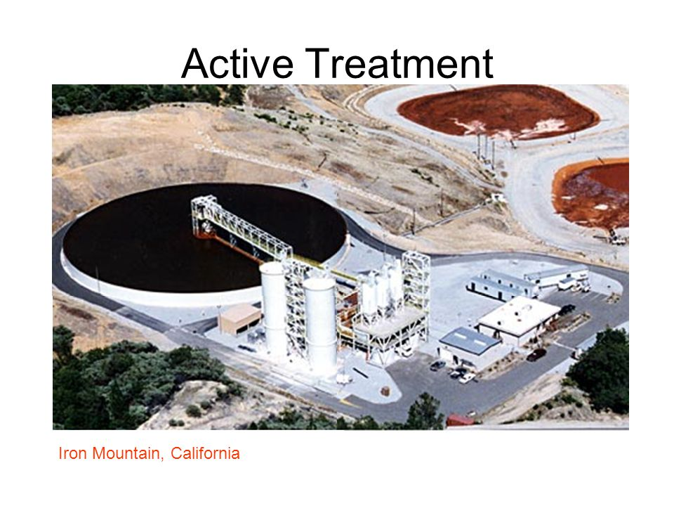 Active Treatment Iron Mountain, California