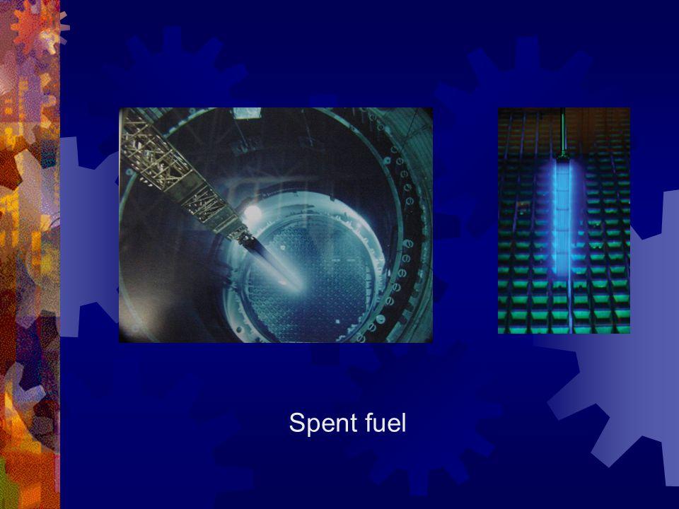 Spent fuel