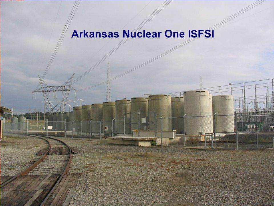 Arkansas Nuclear One ISFSI