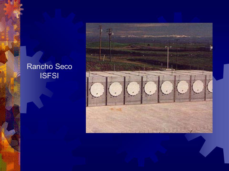 Rancho Seco ISFSI