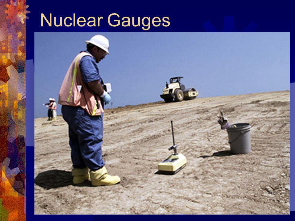 Nuclear Gauges
