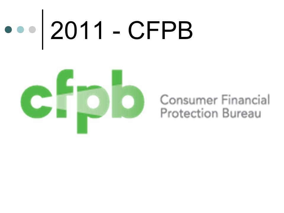 2011 - CFPB