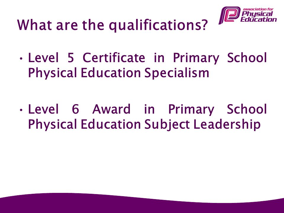 What are the qualifications.