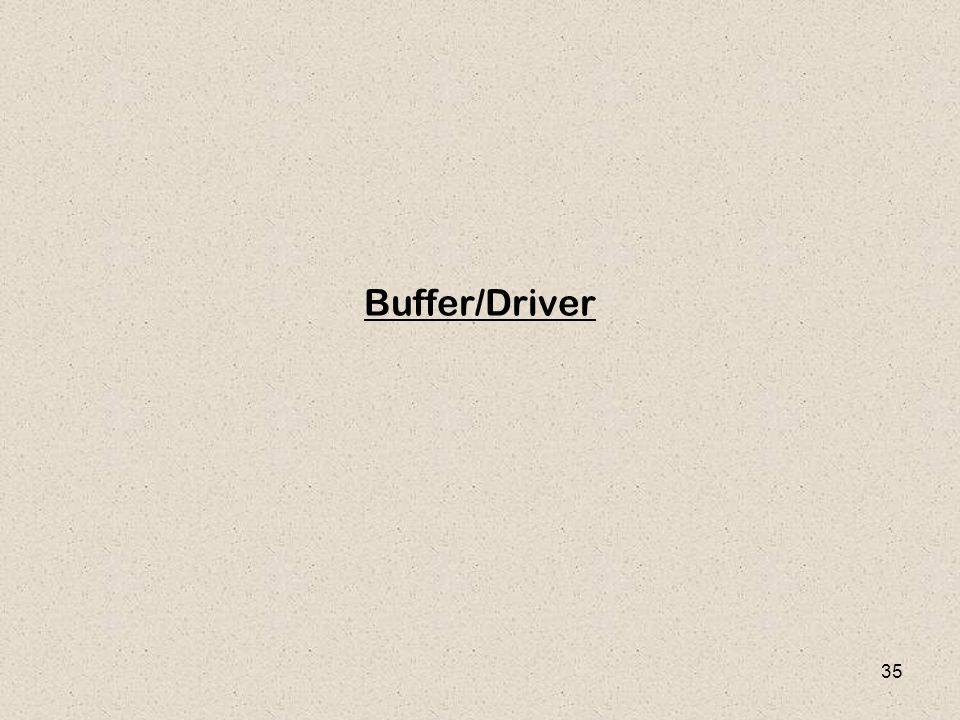 35 Buffer/Driver