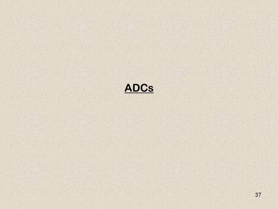 37 ADCs