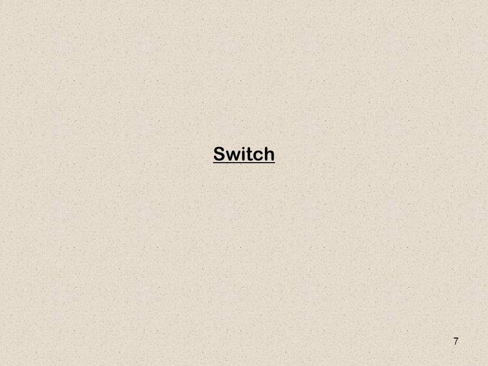 7 Switch