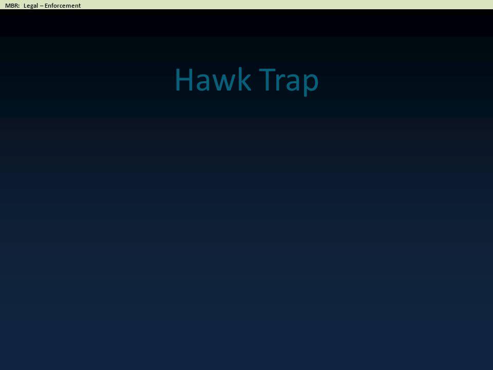 Hawk Trap