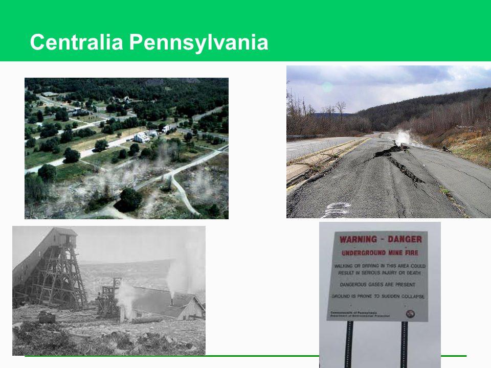 Centralia Pennsylvania
