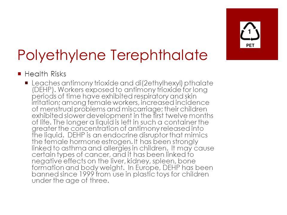 High Density Polyethylene  (HDPE).