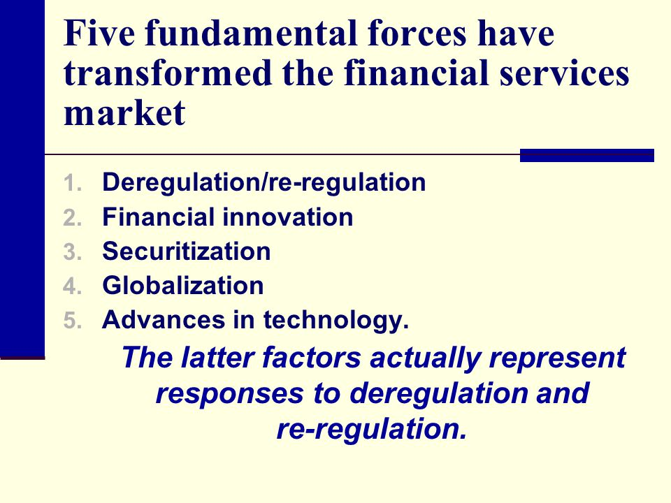 The RESULTS from repeal of the Glass-Steagall Act via the Financial Services Modernization Act (Gramm- Leach-Bliley Act of 1999).