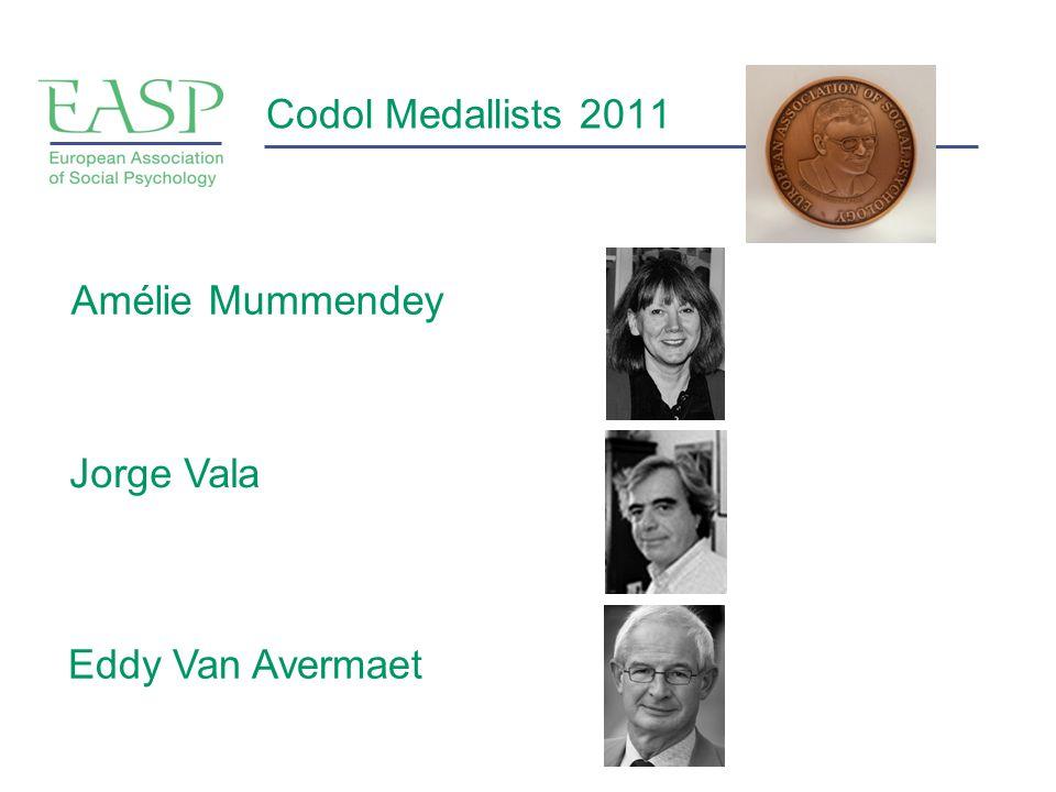 Codol Medallists 2011 Amélie Mummendey Jorge Vala Eddy Van Avermaet