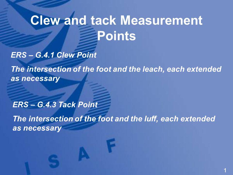 corner points clew point