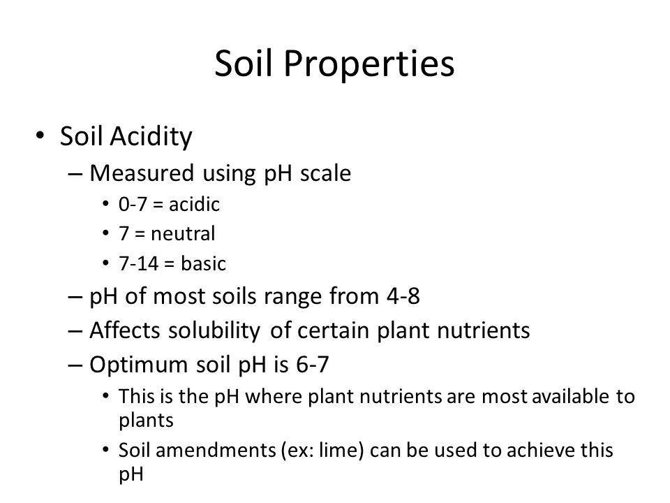 Major Soil Groups Variations in soil forming factors cause variation in soils around globe Soil Taxonomy – Separates soils into 12 orders – Subdivided into more than 19,000 soil series that vary by locality Five common soil orders – Spodosols, alfisols, mollisols, aridosols, oxisols