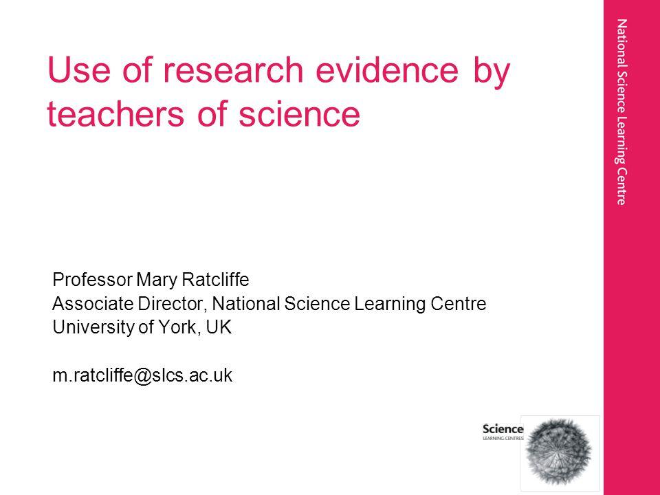 Contact details m.ratcliffe@slcs.ac.uk www.slcs.ac.uk