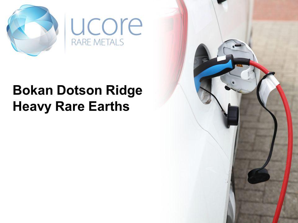 Bokan Dotson Ridge Heavy Rare Earths