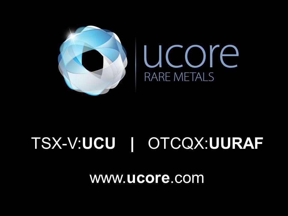 TSX-V:UCU | OTCQX:UURAF www.ucore.com