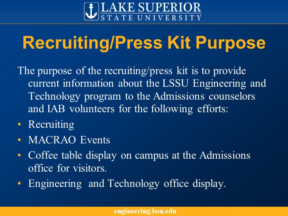 engineering.lssu.edu Company …....… Cardiovascular Research Institute of New Mexico Contact ………...