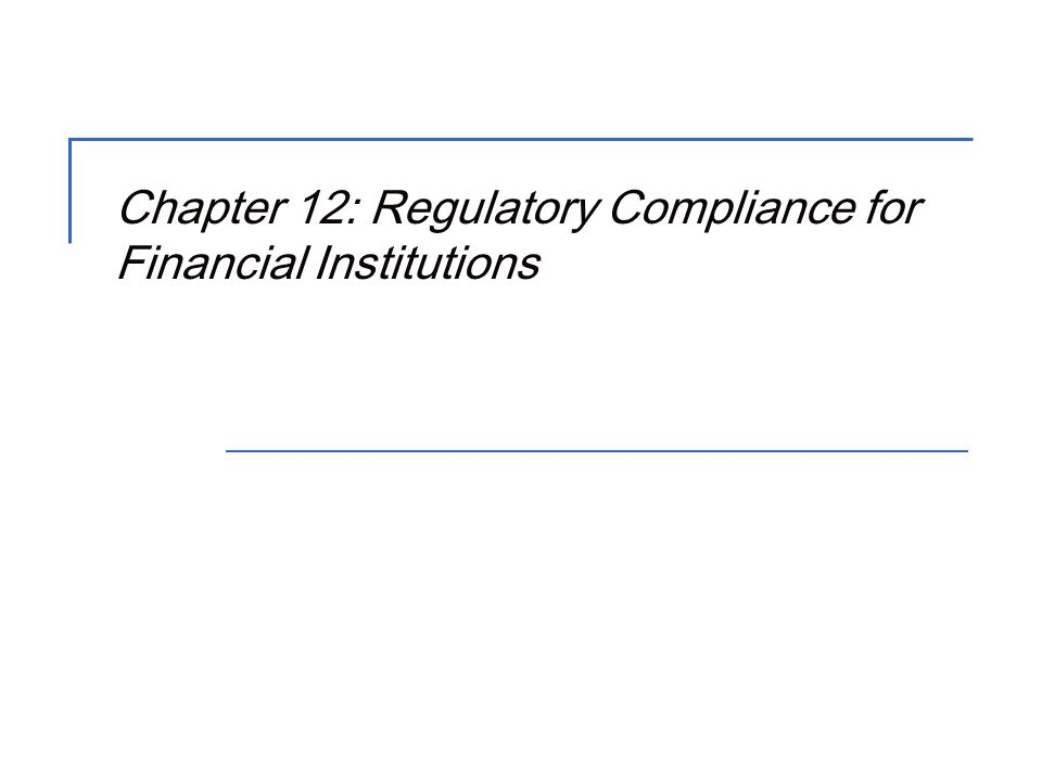 2 Objectives  Know information security regulations for financial institutions  Identify financial sector regulatory agencies  Understand the components of a GLBA-compliant information security program  Implement a GLBA-compliant information security program  Respond to the ever-increasing threat of ID theft