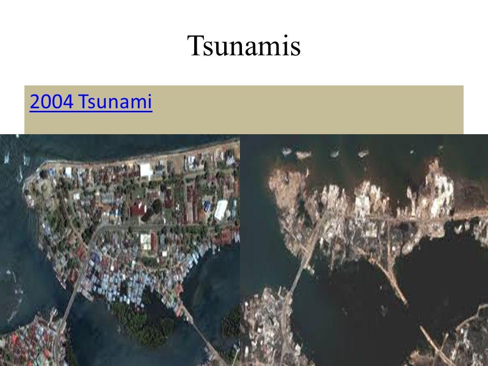 Tsunamis 2004 Tsunami