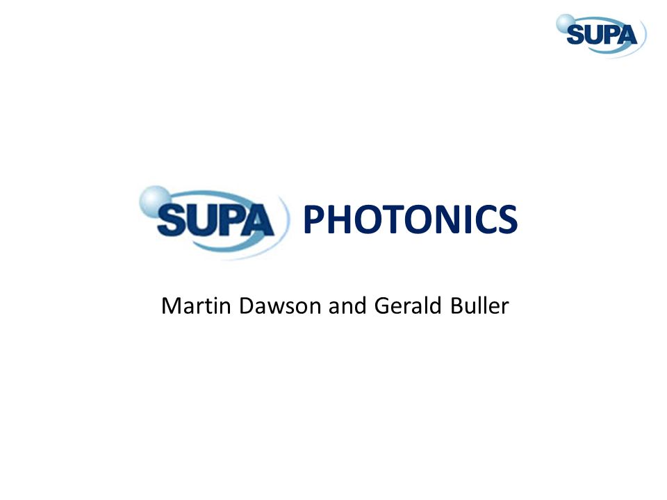 Cross-university initiatives Proposed 'Max Planck Centre' - 'Measurement and Observation at the Quantum Limit': gravitational physics/astro-photonics and quantum optics - Partner MPI's: Hannover (Gravitational Physics), Erlangen (Science of Light)… - 'Virtual Centre' but administered from Glasgow - Initial partners: Glasgow, Strathclyde, St.