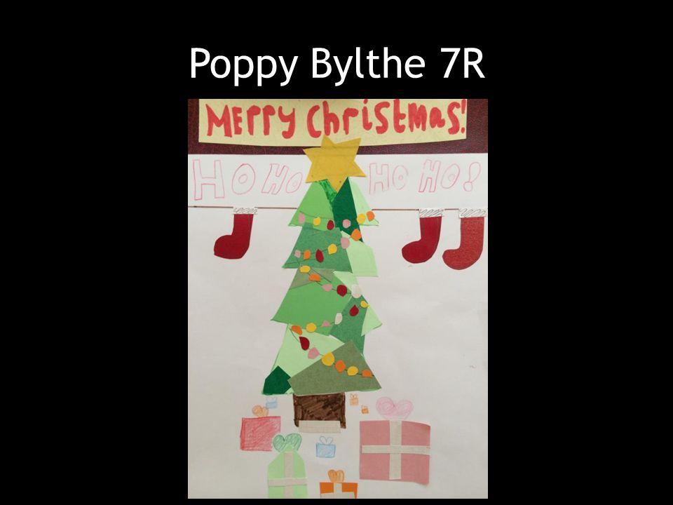 Poppy Bylthe 7R