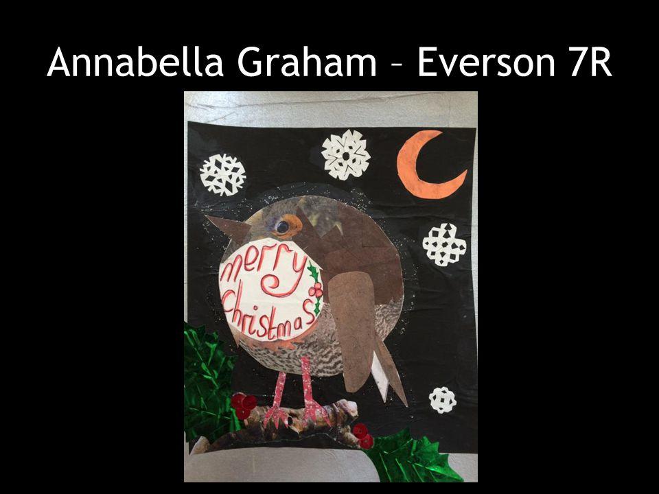 Annabella Graham – Everson 7R