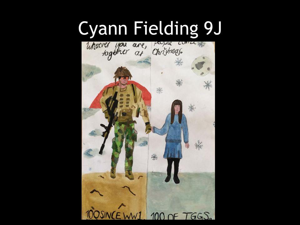 Cyann Fielding 9J