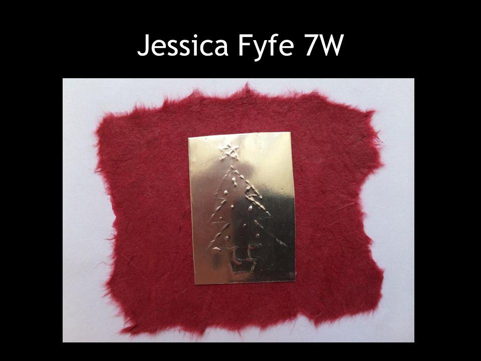 Jessica Fyfe 7W