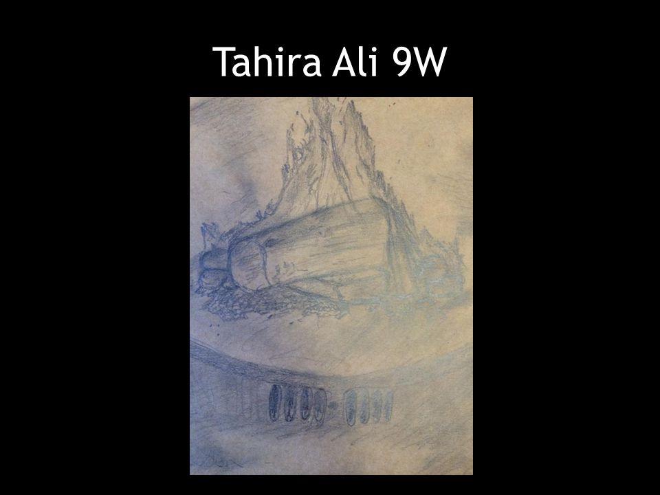 Tahira Ali 9W