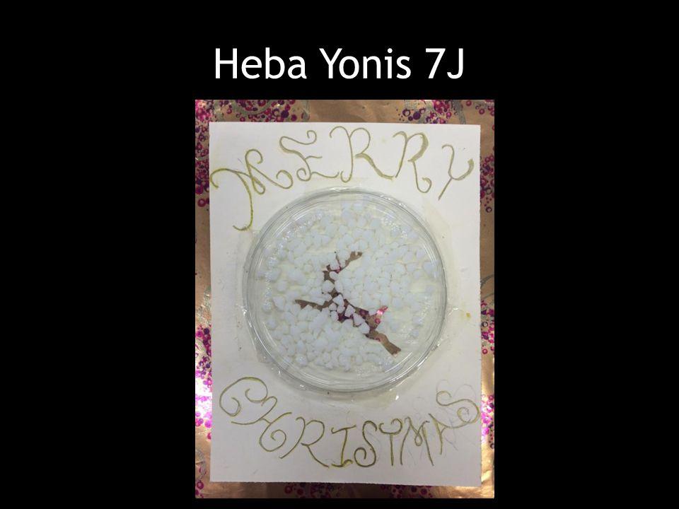 Heba Yonis 7J