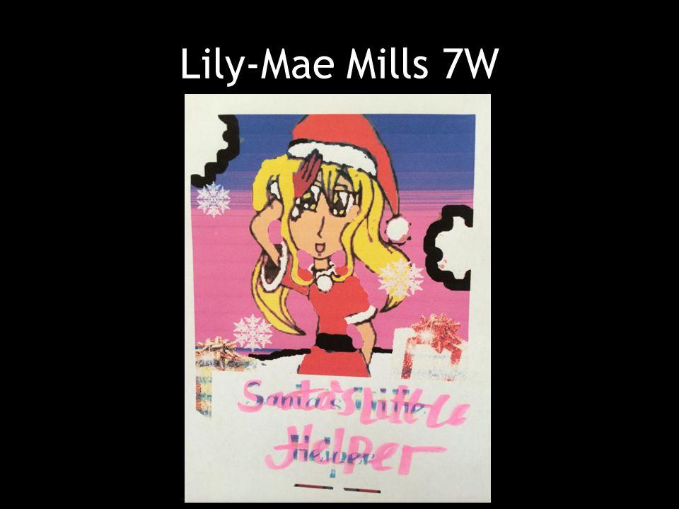 Lily-Mae Mills 7W