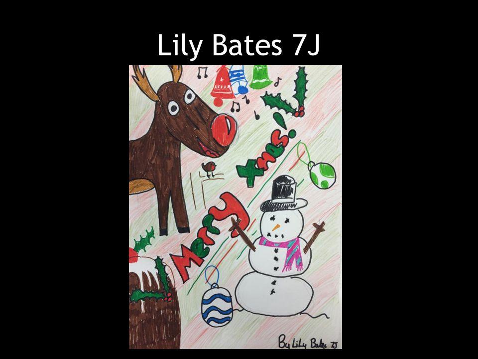Lily Bates 7J