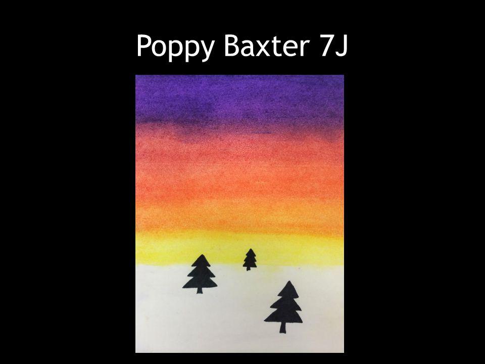 Poppy Baxter 7J