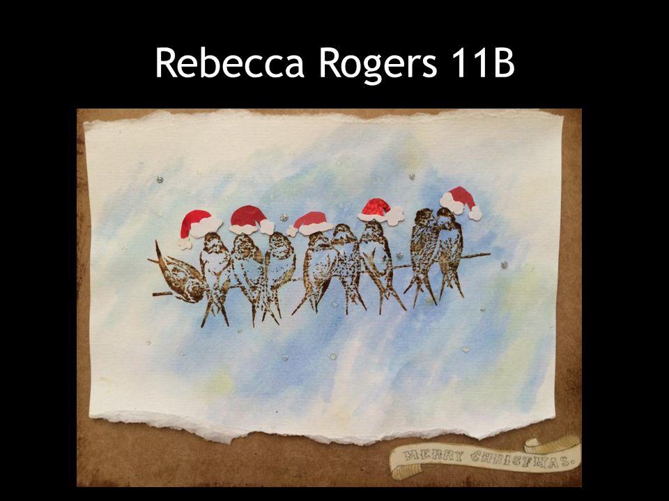 Rebecca Rogers 11B