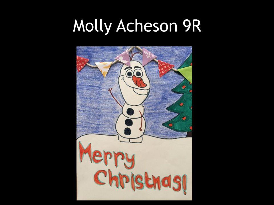 Molly Acheson 9R