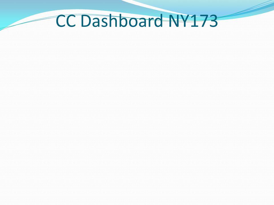 CC Dashboard NY173