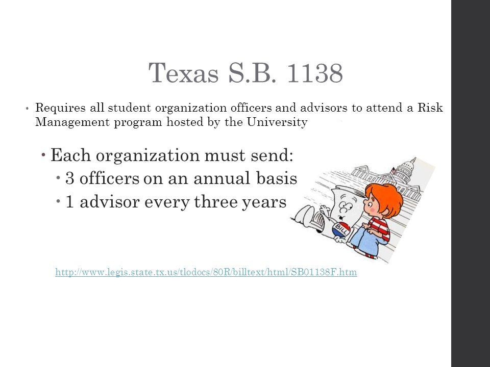 Texas S.B.