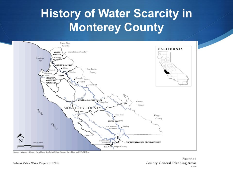 Causes of Water Scarcity Human consumption is the number one cause of water scarcity.