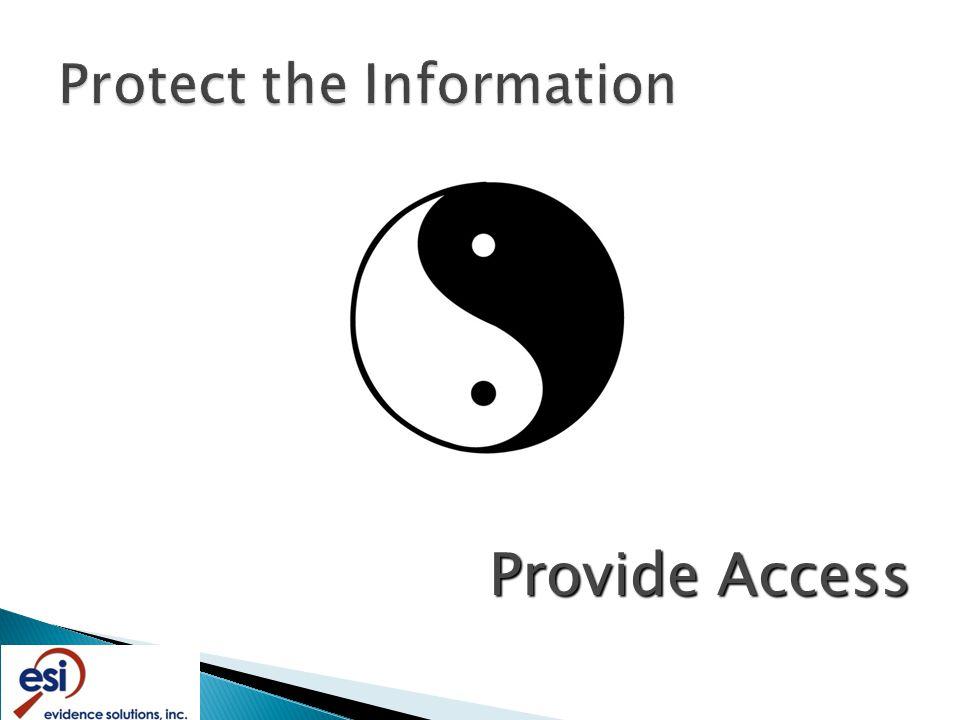 Provide Access